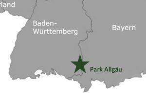 Center Parcs Park Allgäu Deutschland Karte