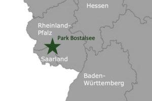 Center Parcs Park Bostalsee Deutschland Karte
