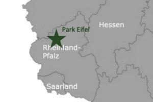 Center Parcs Park Eifel Deutschland Karte
