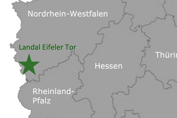 Der Park in der Eifel: Landal GreenPark Eifeler Tor